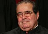 Photograph of Antonin Scalia