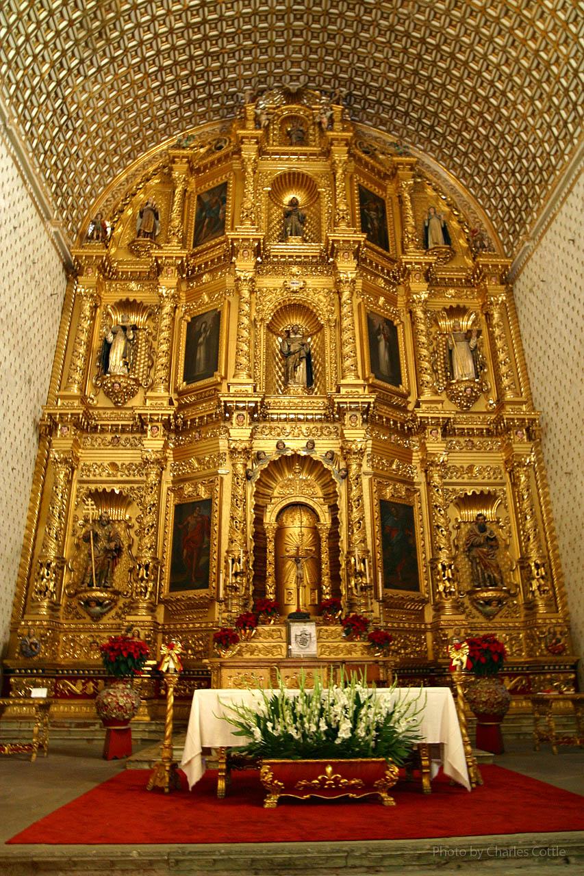 Altar Santo Domingo