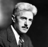 Portrait of Dashiell Hammett