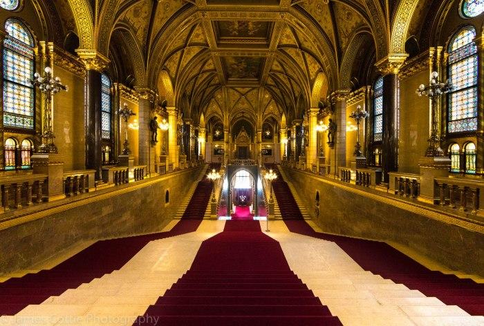 BP Grand Staircase Parliament