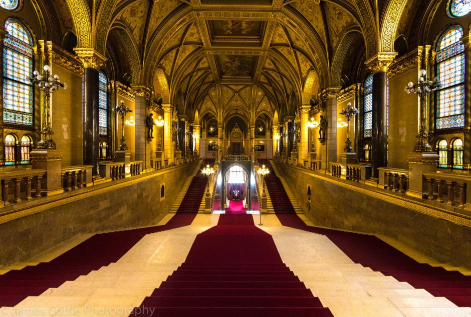 BP Grand Staircase Parliament