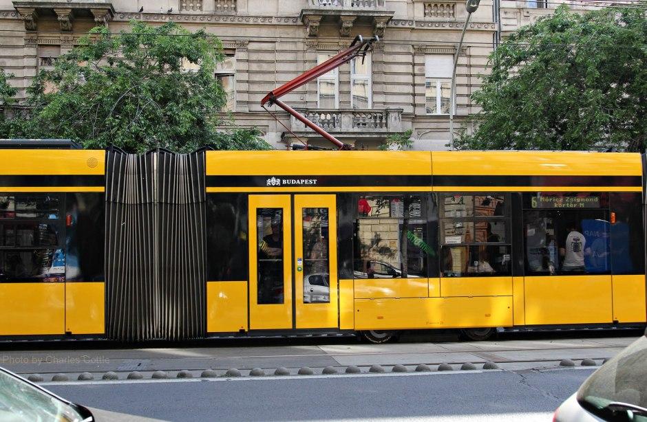Budapest tram1920