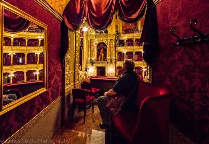 CEC in Opera House