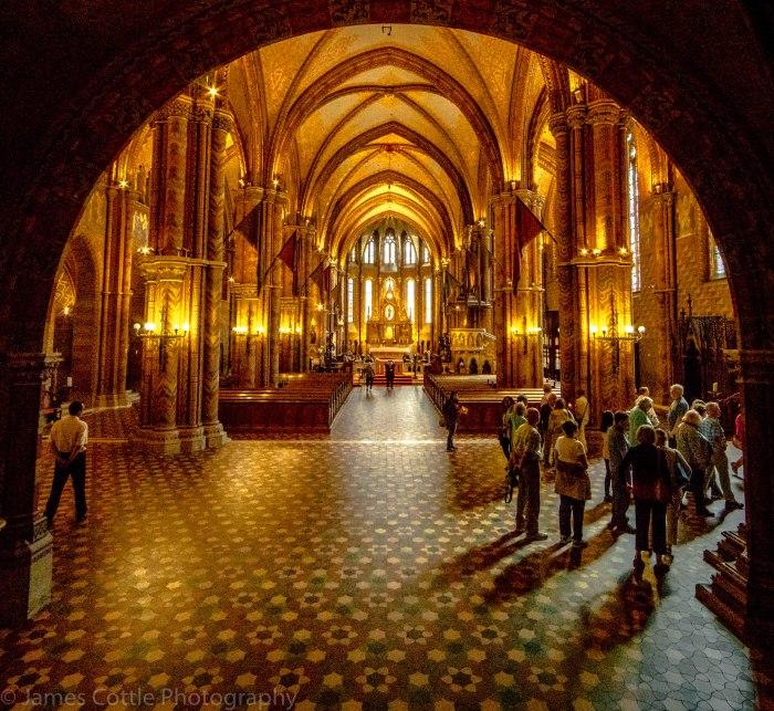 Matthias Church Interior 01