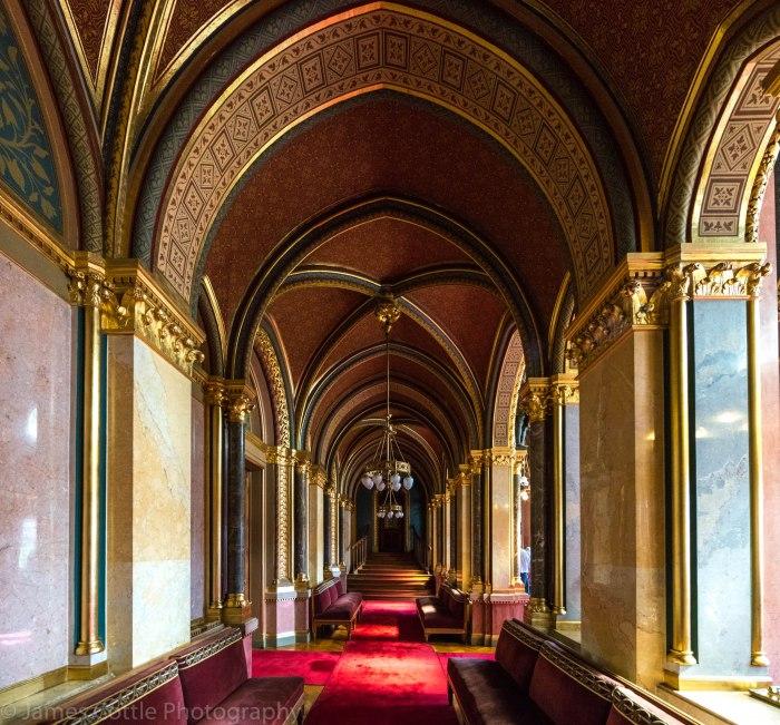 Parliament Hallway