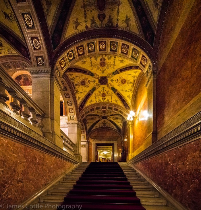 State Opera House Staircase