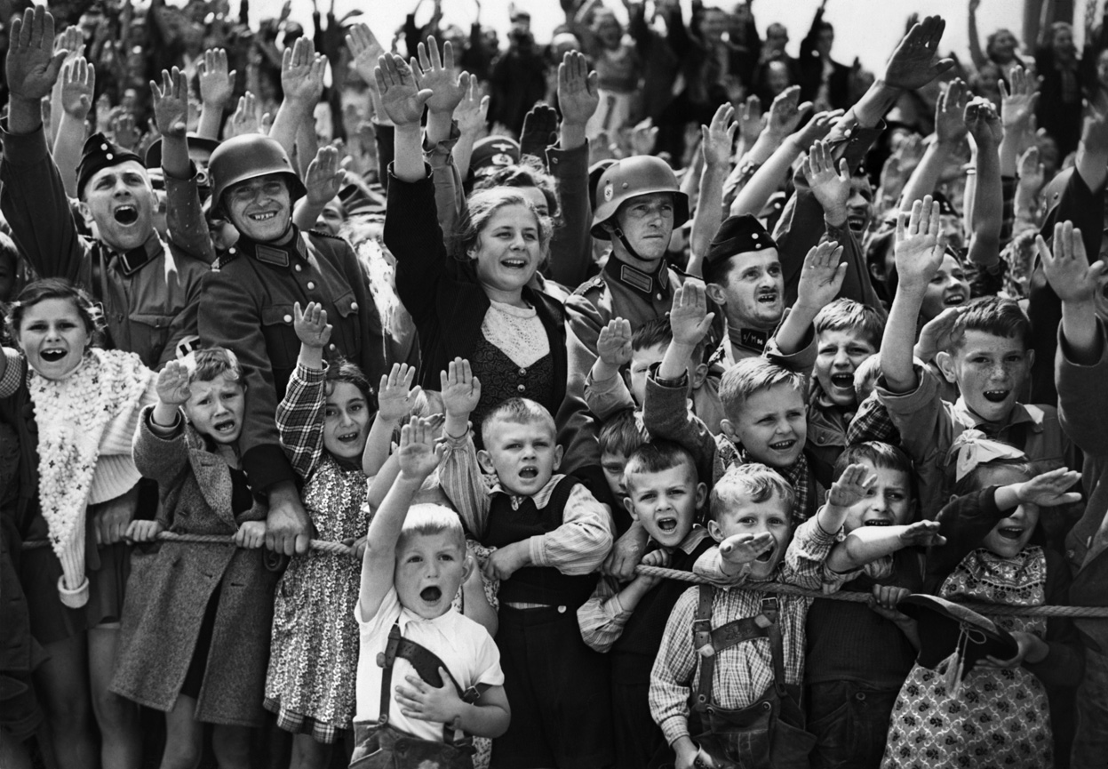 German Nazism and the Complicity of Ordinary People
