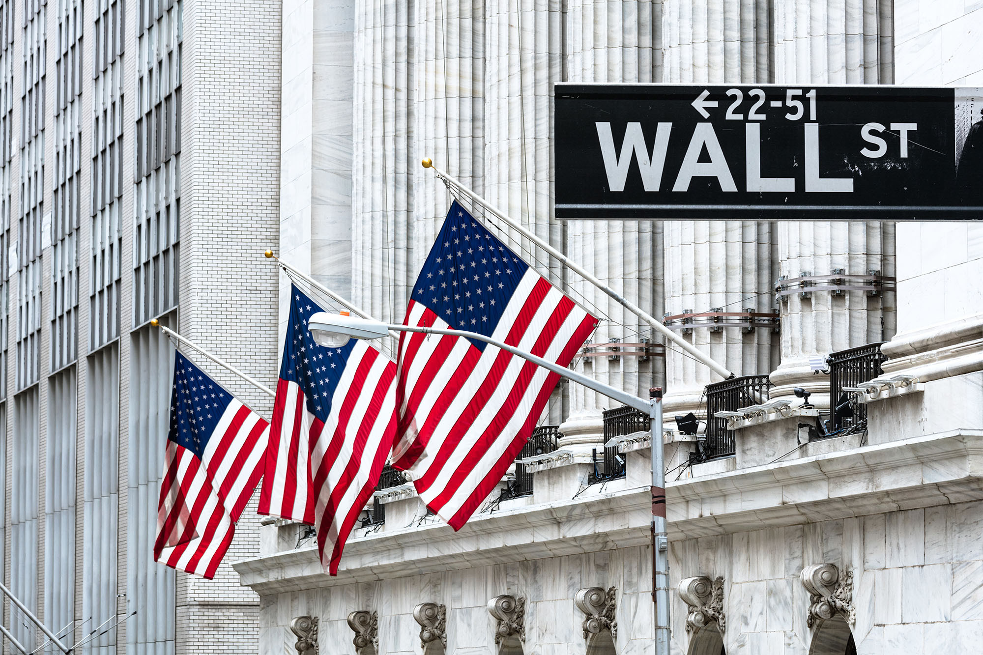 Reflections on Wall Street and Donald Trump