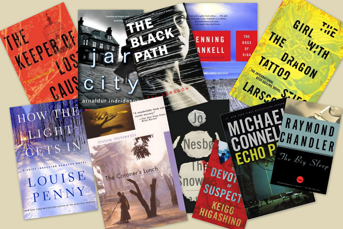 Why Do We Like Crime Fiction So Much?