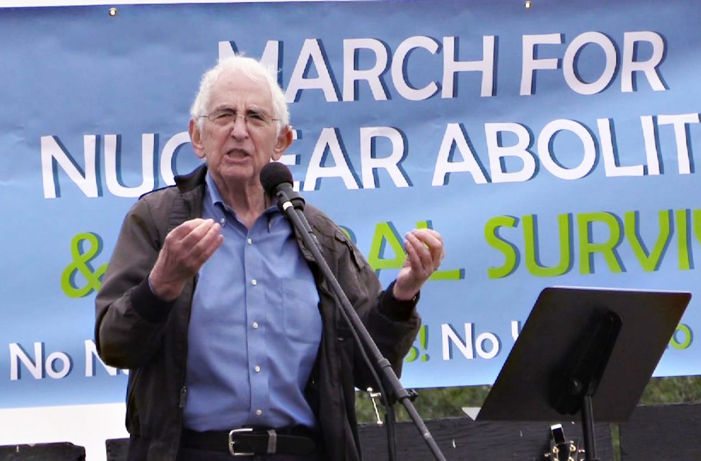 Daniel Ellsberg's Doomsday Papers