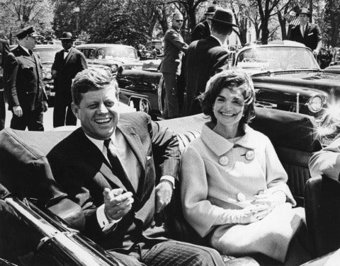 Labyrinth of Enigmas: The JFK Assassination