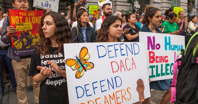 The Dream Deferred: The Assault on DACA
