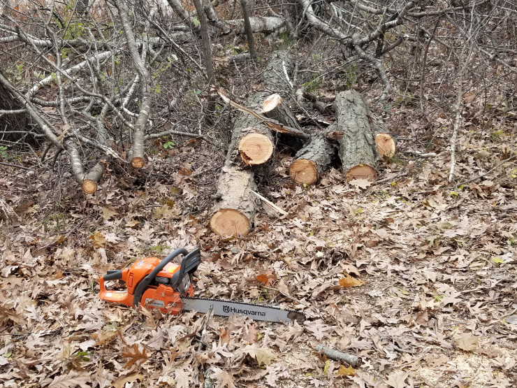 Rural Chainsaw Repair