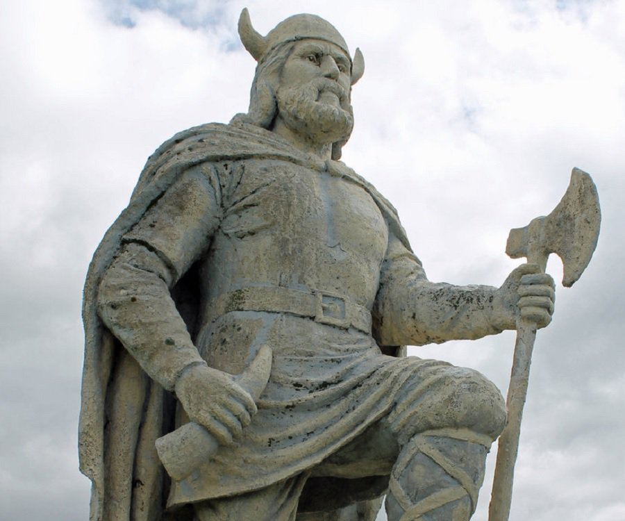Celebrating the Viking Past