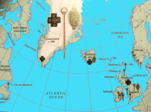 Atlas of North Atlantic