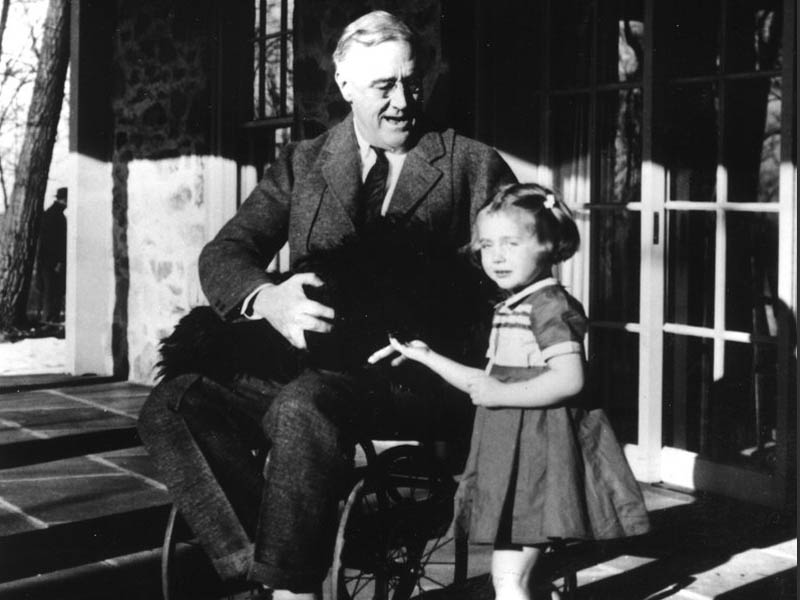 Franklin Roosevelt's Contribution to Disability Rights