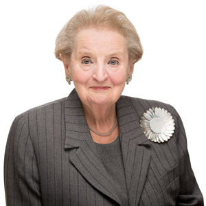 Madeline Albright's Contribution to U.S. Foreign Policy